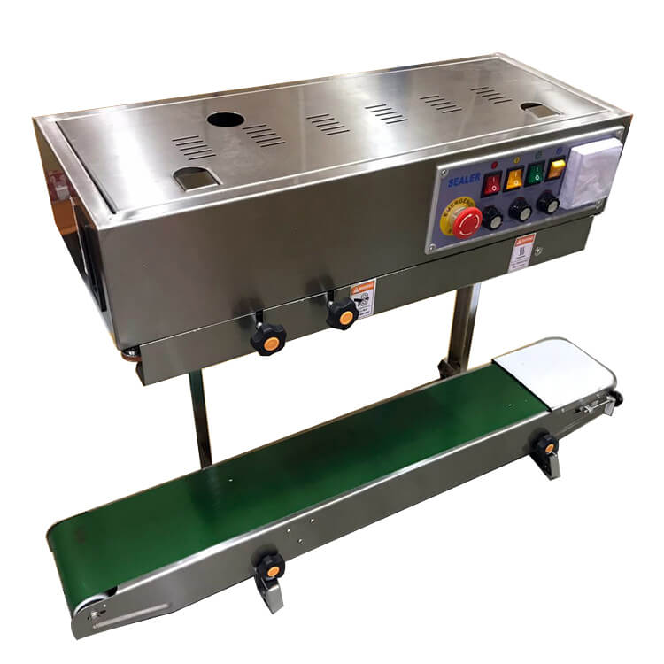 Maszyna do zamykania toreb plastikowych Maszyna do pakowania próżniowego Maszyna do zamykania kawy